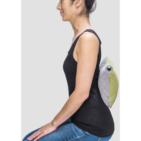 Cocoon Air Core Lumbar Support Pillow Ultralight wasabi/grey